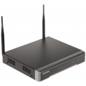 NVR IP DS-7104NI-K1/W/M Wi-Fi, 4 CANALE Hikvision